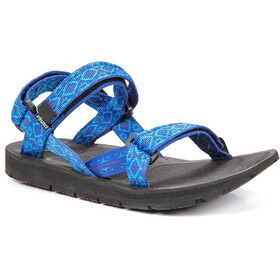 SOURCE Stream Sandalias Mujer, azul
